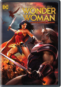 DCU: WONDER WOMAN - COMMEMORATIVE EDITIO - DCU: WONDER WOMAN - COMMEMORATIVE EDITIO