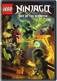 LEGO NINJAGO: DAY OF THE DEPARTED - LEGO NINJAGO: DAY OF THE DEPARTED