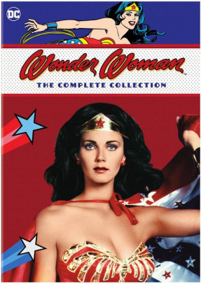 WONDER WOMAN: THE COMPLETE COLLECTION - WONDER WOMAN: THE COMPLETE COLLECTION