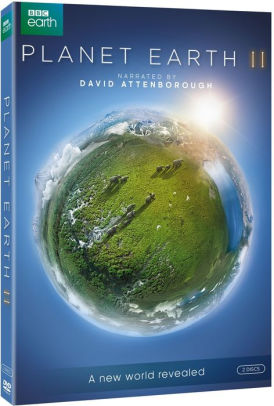 PLANET EARTH II - PLANET EARTH II (Blu Ray)