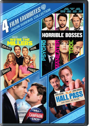 4 FILM FAVORITES: JASON SUDEIKIS - 4 FILM FAVORITES: JASON SUDEIKIS