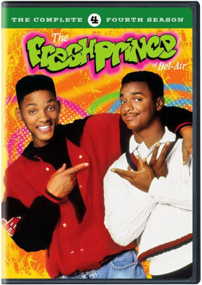 FRESH PRINCE OF BEL-AIR: COMPLETE FOURTH - FRESH PRINCE OF BEL-AIR: COMPLETE FOURTH