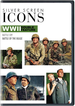 SILVER SCREEN ICONS: BATTLE OF BULGE / B - SILVER SCREEN ICONS: BATTLE OF BULGE / B