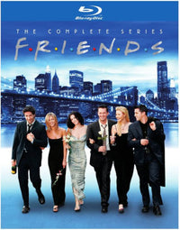 FRIENDS: THE COMPLETE SERIES - FRIENDS: THE COMPLETE SERIES