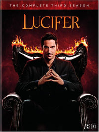 LUCIFER: COMPLETE THIRD SEASON - LUCIFER: COMPLETE THIRD SEASON