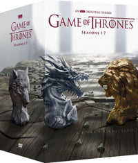 GAME OF THRONES: THE COMPLETE SEASONS 1- - GAME OF THRONES: THE COMPLETE SEASONS 1- - Video DVD