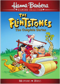 FLINTSTONES: THE COMPLETE SERIES - FLINTSTONES: THE COMPLETE SERIES (DVD)