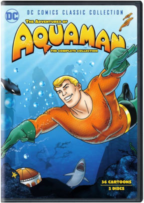ADVENTURES OF AQUAMAN: COMPLETE COLLECTI - ADVENTURES OF AQUAMAN: COMPLETE COLLECTI