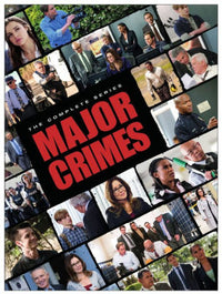 MAJOR CRIMES: THE COMPLETE SERIES - MAJOR CRIMES: THE COMPLETE SERIES