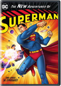 NEW ADVENTURES OF SUPERMAN - NEW ADVENTURES OF SUPERMAN (DVD)