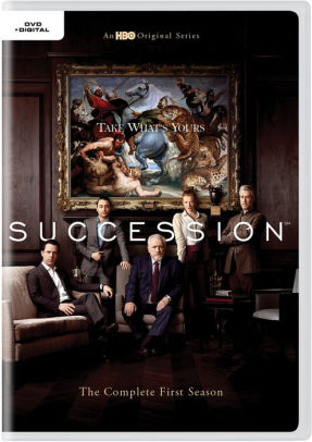 SUCCESSION: SEASON 1 - SUCCESSION: SEASON 1 (DVD)