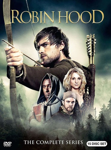 ROBIN HOOD: COMPLETE SERIES - ROBIN HOOD: COMPLETE SERIES (DVD) - Video DVD