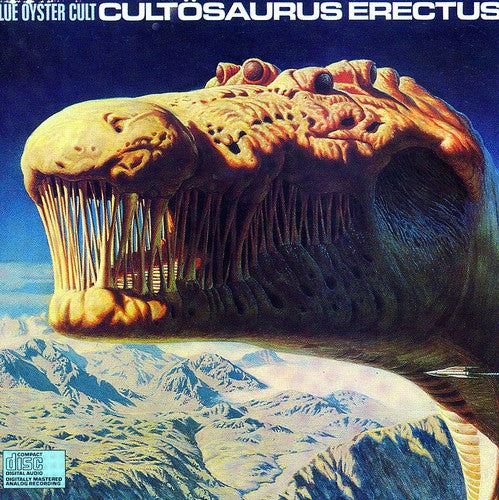 BLUE OYSTER CULT - CULTOSAURUS ERECTUS (CD)