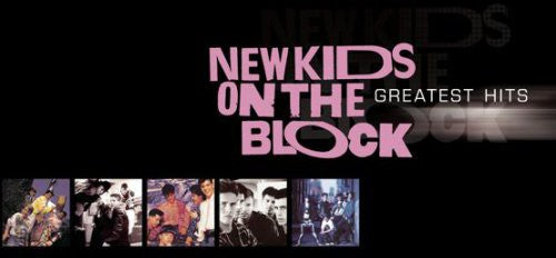 NEW KIDS ON THE BLOCK - GREATEST HITS (CD)
