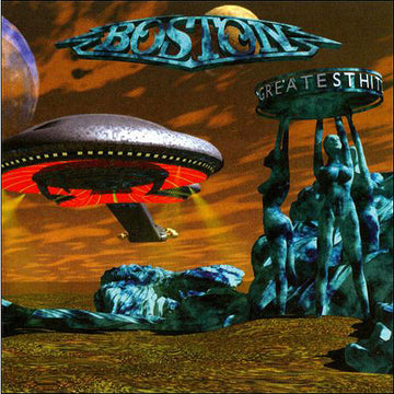 BOSTON - GREATEST HITS - CD New