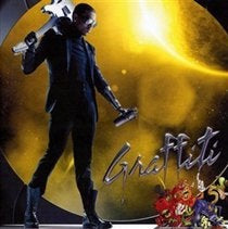 CHRIS BROWN - GRAFFITI DELUX EDITION