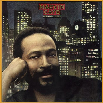 GAYE, MARVIN - MIDNIGHT LOVE (CD)