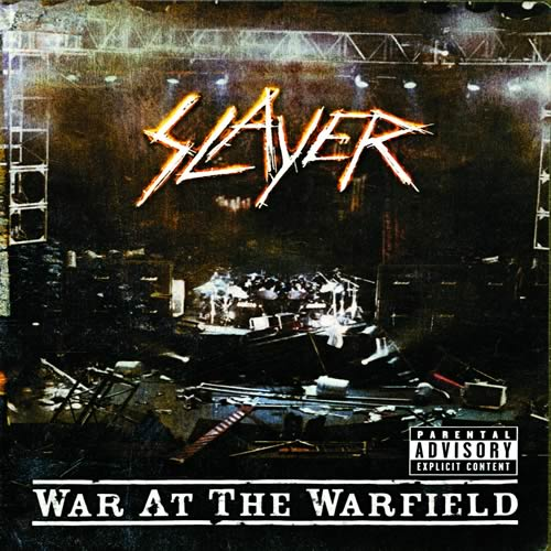 SLAYER - WAR AT THE WARFIELD - Video Used DVD
