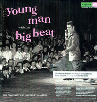 PRESLEY, ELVIS - YOUNG MAN WITH THE BIG BEAT (CD)