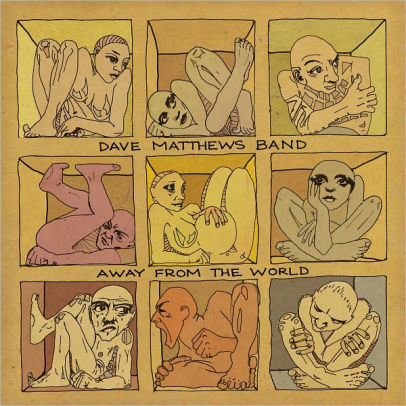 MATTHEWS, DAVE - AWAY FROM THE WORLD (Vinyl LP) - Vinyl New