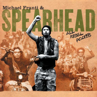 MICHAEL & SPEARHEAD FRANTI - ALL REBEL ROCKERS - CD New