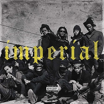 CURRY, DENZEL - IMPERIAL (Vinyl LP)