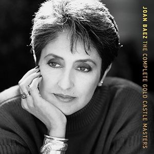 JOAN BAEZ - COMPLETE GOLD CASTLE MASTERS - CD New