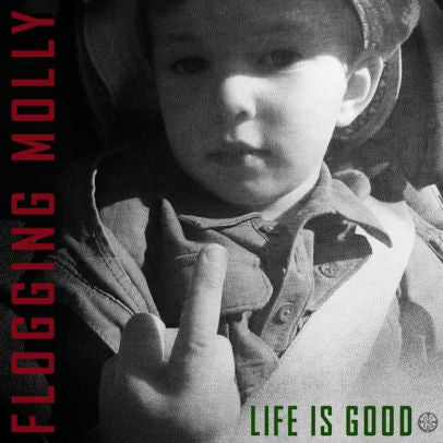 FLOGGING MOLLY - LIFE IS GOOD - CD New