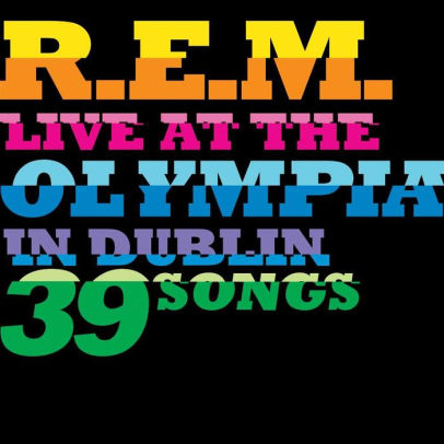 R.E.M. - LIVE AT THE OLYMPIA - CD New