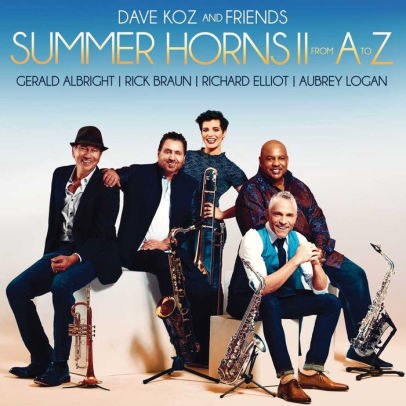 KOZ, DAVE - SUMMER HORNS II: FROM A TO Z (CD) - CD New