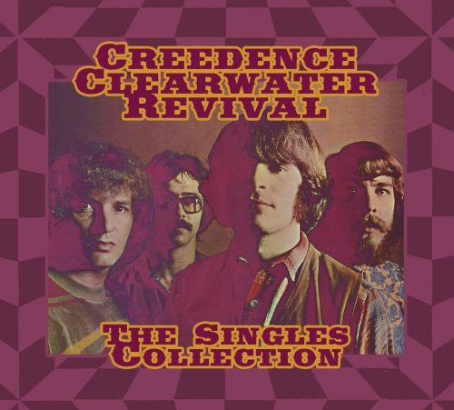 CREEDENCE CLEARWATER REVIVAL - SINGLES COLLECTION, THE (CD) - CD New