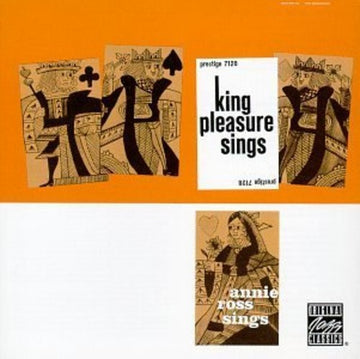 ANNIE KING PLEASURE / ROSS - KING PLEASURE SINGS / ANNIE ROSS SINGS