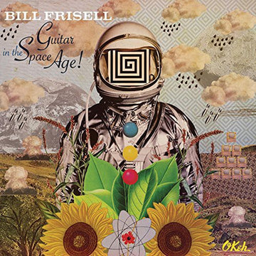 BILL FRISELL - GUITAR IN THE SPACE AGE - CD New