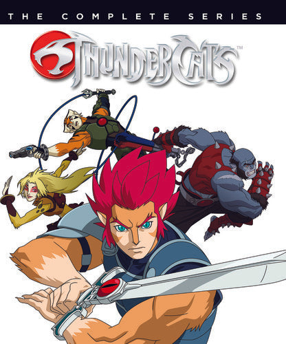 THUNDERCATS: THE COMPLETE SERIES - THUNDERCATS: THE COMPLETE SERIES