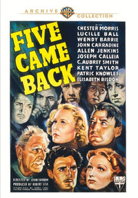 FIVE CAME BACK - FIVE CAME BACK (DVD)