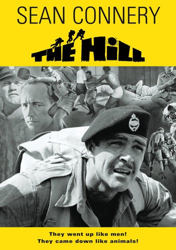 HILL (1965) - HILL (1965) (DVD) - Video DVD