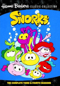 SNORKS: THE COMPLETE THIRD & FOURTH SEAS - SNORKS: THE COMPLETE THIRD & FOURTH SEAS (DVD) - Video DVD