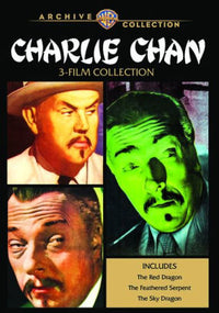 CHARLIE CHAN 3-FILM COLLECTION - CHARLIE CHAN 3-FILM COLLECTION