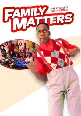FAMILY MATTERS: THE COMPLETE NINTH SEASO - FAMILY MATTERS: THE COMPLETE NINTH SEASO (DVD) - Video DVD