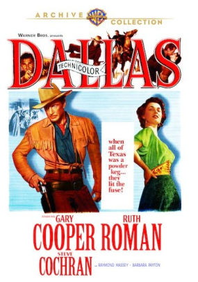 DALLAS (1950) - DALLAS (1950) (DVD)