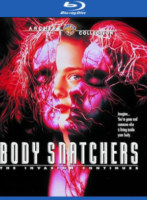 BODY SNATCHERS (1993) - BODY SNATCHERS (1993) (Blu Ray)
