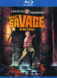 DOC SAVAGE: THE MAN OF BRONZE (1975) - DOC SAVAGE: THE MAN OF BRONZE (1975)