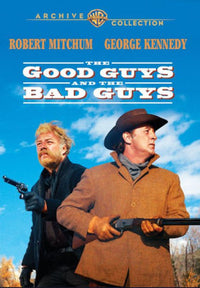 GOOD GUYS & THE BAD GUYS (1969) - GOOD GUYS & THE BAD GUYS (1969)