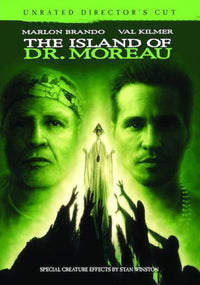 ISLAND OF DR MOREAU: UNRATED DIRECTOR'S - ISLAND OF DR MOREAU: UNRATED DIRECTOR'S