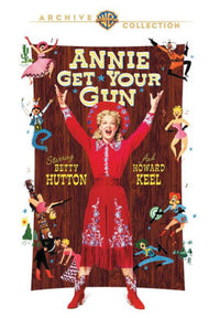 ANNIE GET YOUR GUN (1950) - ANNIE GET YOUR GUN (1950) (DVD) - Video DVD