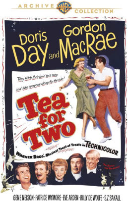 TEA FOR TWO (1950) - TEA FOR TWO (1950)