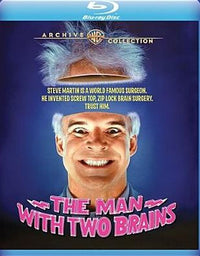 MAN WITH TWO BRAINS (1983) - MAN WITH TWO BRAINS (1983)