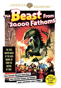 BEAST FROM 20  000 FATHOMS (1953) - BEAST FROM 20 000 FATHOMS (1953)