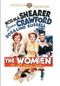 WOMEN (1939) - WOMEN (1939) (DVD) - Video DVD