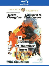 2 WEEKS IN ANOTHER TOWN (1962) - 2 WEEKS IN ANOTHER TOWN (1962) (Blu Ray)